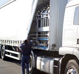 Le transport de matières dangereuses par route